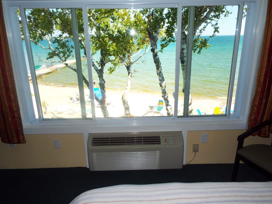 Room 204 view