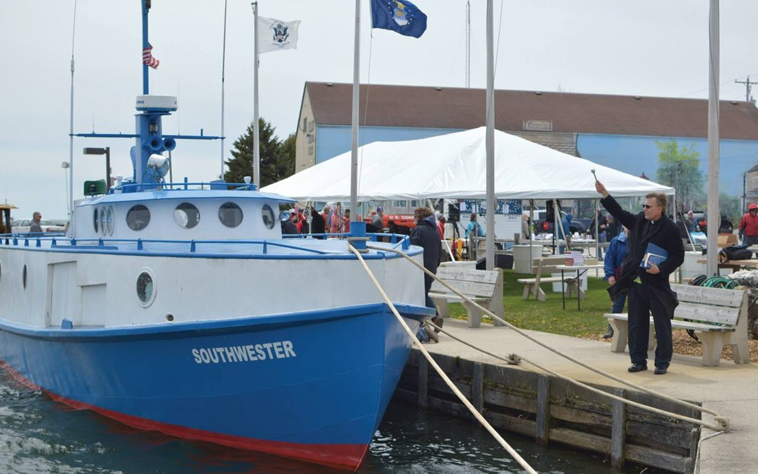 Baileys Harbor, things to do in door county, things to do in door county Wisconsin, what to do in door county, activities in Door county, Door County, Boats, Ships, Blessing of the Fleet, things to do in door county in june