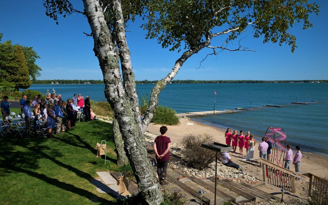 Door County Beach Weddings